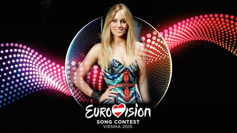 Edurne convierte a Eurovision en el evento más comentado en Twitter de la historia en España