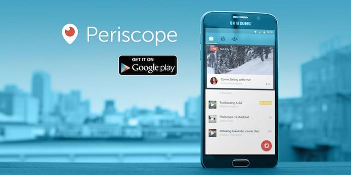 ¿Es Periscope la app que revolucionará los medios de comunicación?