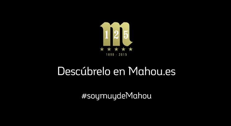 """Mahou celebra su 125 aniversario con un nuevo spot al ritmo de """"Maneras de vivir"""""""